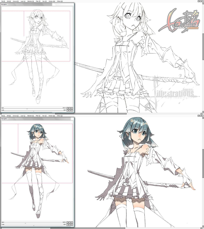 DS - Kiseki 02  // GOD'S DOMAIN // OC by Firecel
