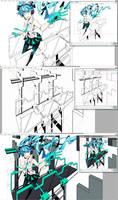 DS - Miku 2014 // VOCALOID by Firecel