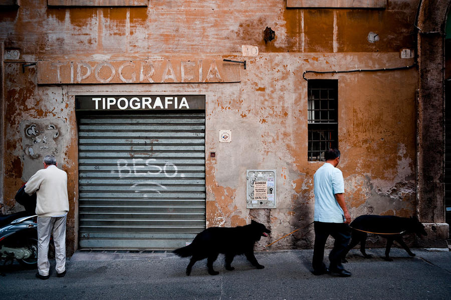 Tipografia by Andross01