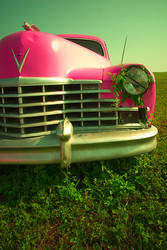 Obligatory Crop of a Retro Car by Andross01