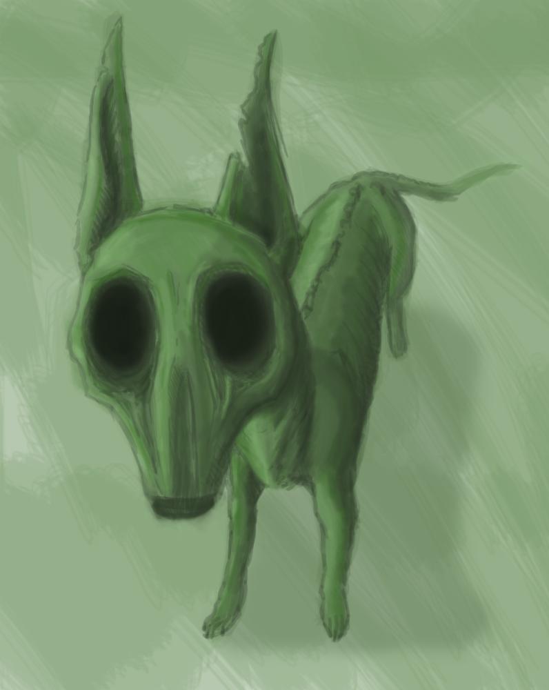 Green Manalishi by ZeeOddwyn on DeviantArt