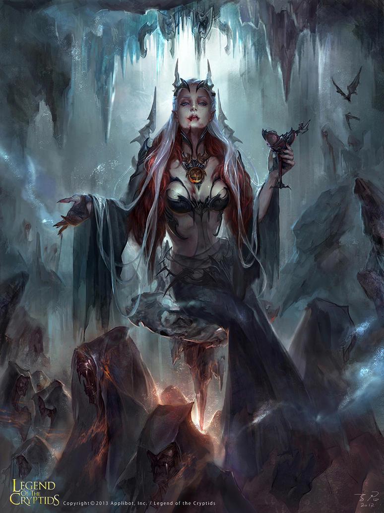 VampireA by zinnaDu