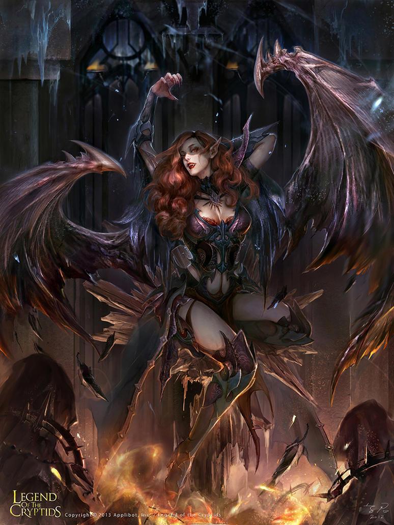 VampireB by zinnaDu