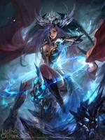 Devil QueenA by zinnaDu