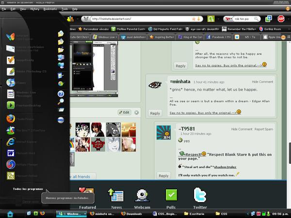 Screenshot by minhata