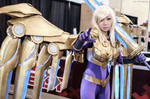 LoL: Aether Wing Kayle