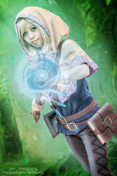 Spellthief Lux Edit by XenPhotos