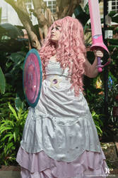 Rose Quartz - Sunny Kitsune Cosplay