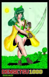 Leaf Knight by Densetsu1000