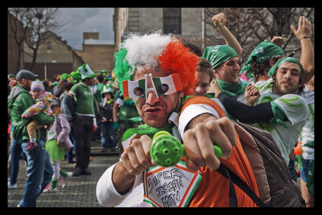 St. Patrick's Day 2012 - 01 by M-M-X