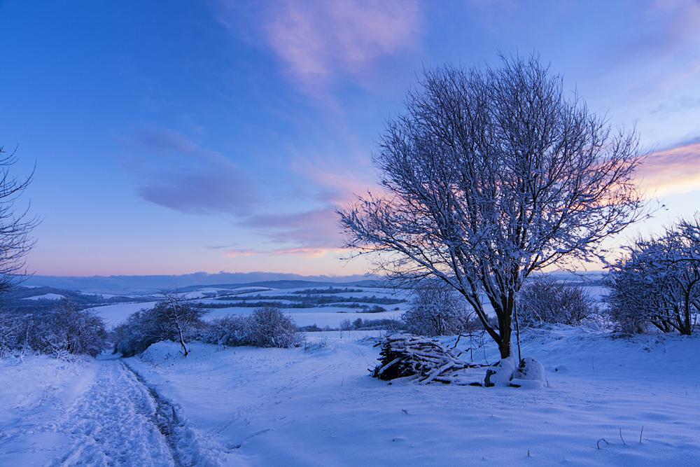 Winter 2015 by M-M-X