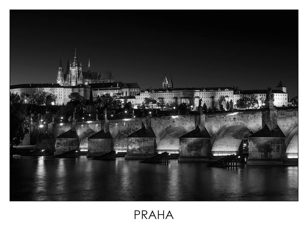 Prague by M-M-X