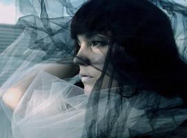 veiled light by SpectralFairyStock