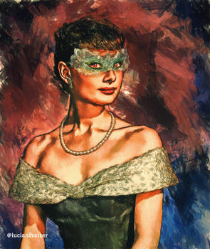 Audrey Hepburn (Masquerade series #1)