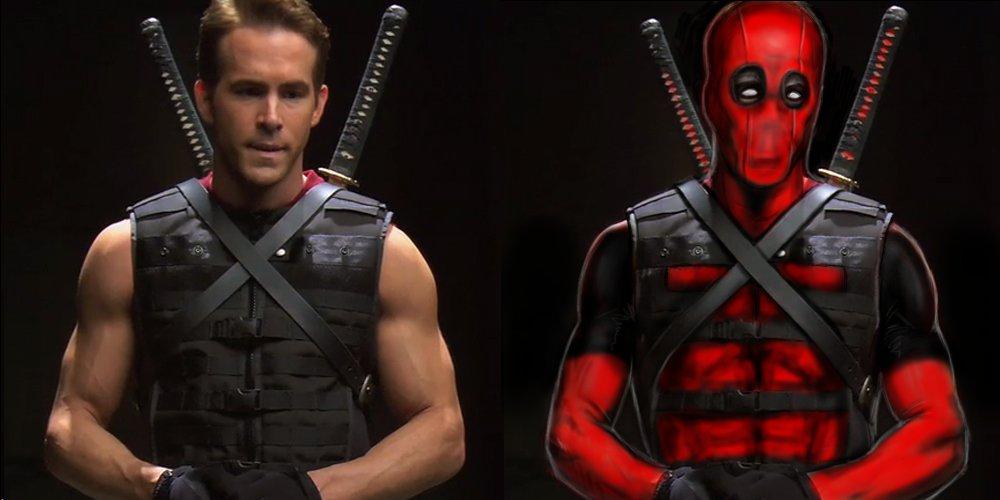 Ryan Reynolds Deadpool photo-manip. by DPWright