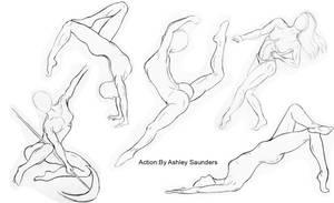 Human Figure sketching