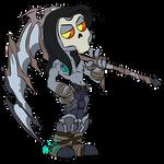Chibi Death - Darksiders