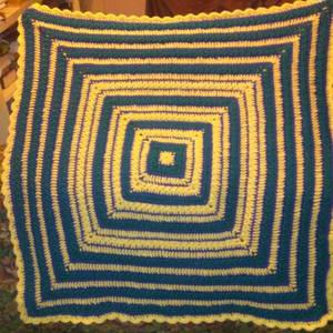 Starry Night Baby Blanket