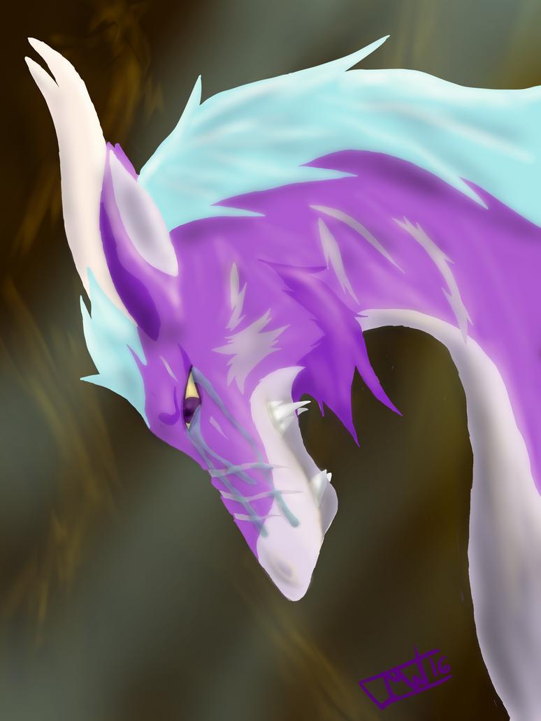 Dragon tears by Lady-WynterFyre