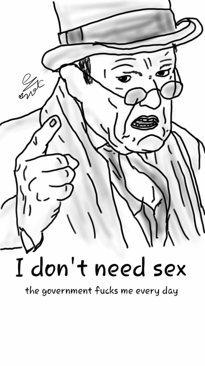 sex vs government-le angry old manlilianbell on deviantart