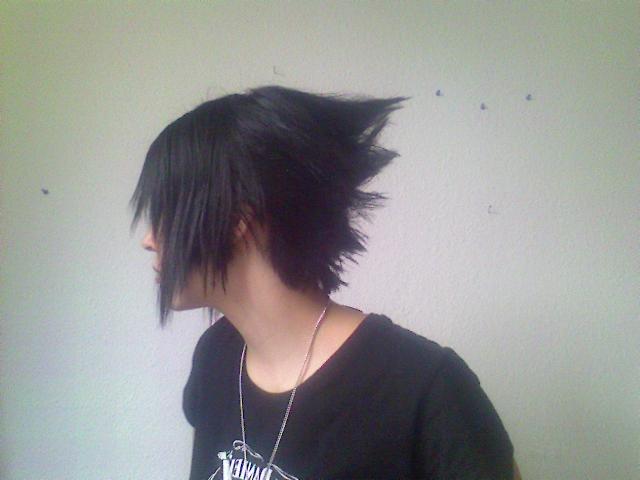 Sasuke Cosplay Hair