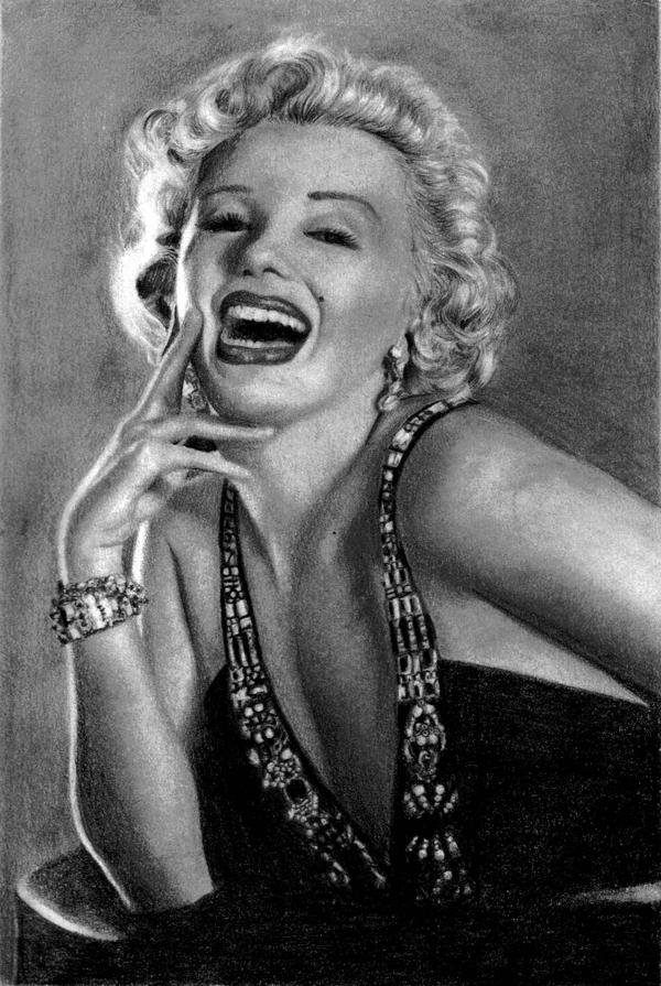 Miss Monroe by nobodysghost