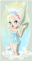 Nurse Antoinette by Sugarthemis