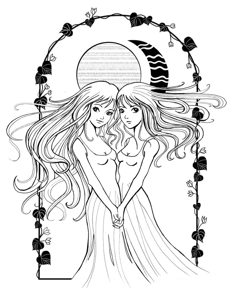 holiday coloring pages sun and moon coloring pages free