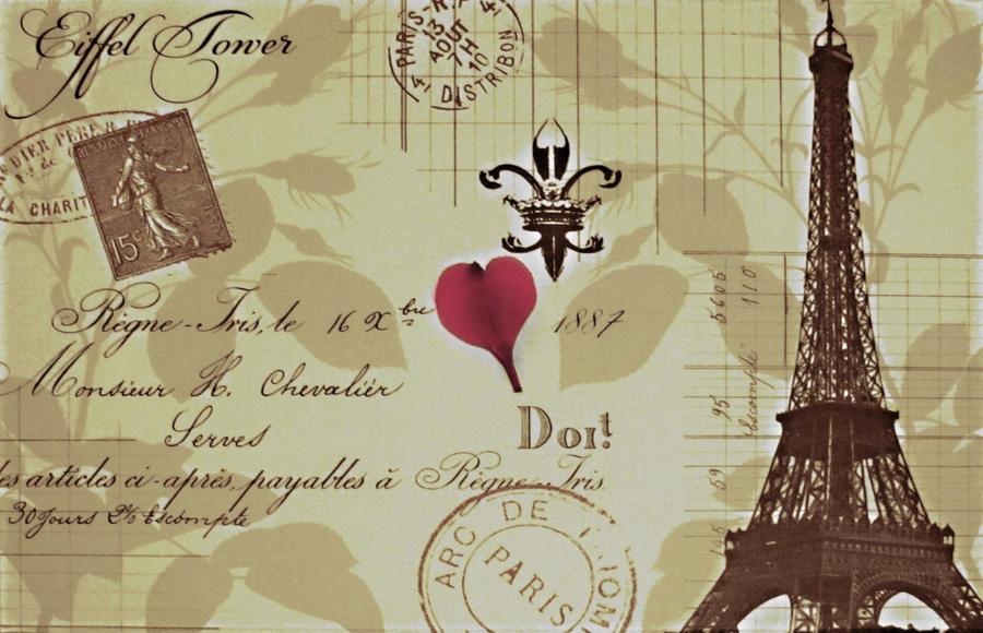 Love In Paris By Katopotato97