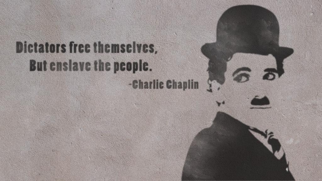 Dictator Charlie Chapl...