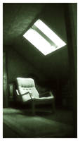 Grandpa's Chair by musilowski