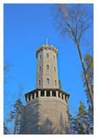 Aulanko: The Tower 1 by musilowski