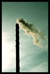 A Smokestack by musilowski
