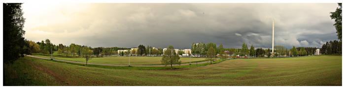 Fields of Jukola by musilowski