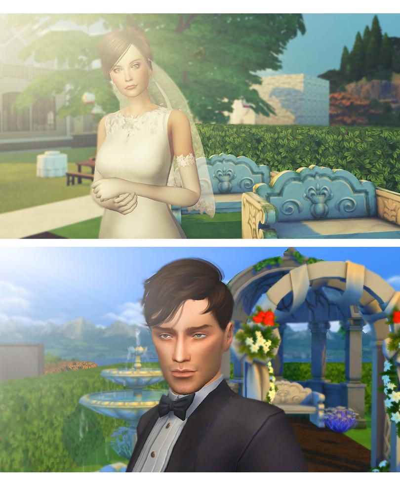 Fotografias de pareja Los_castle_boda_02_by_bellablacksims-dbbqm99
