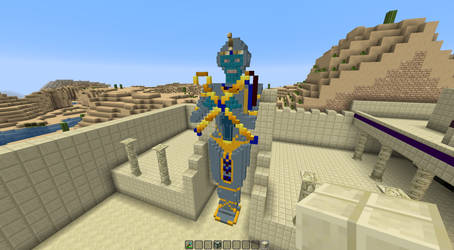 Statues on MinecraftMakers - DeviantArt