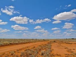 Desert Lane by Dace54874