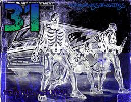 31 Days Of Halloween by Kingofbugsandthings