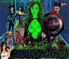 The Revengers by Kingofbugsandthings