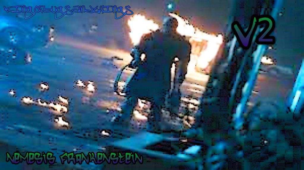 Nemesis Frankenstein V2 by Kingofbugsandthings