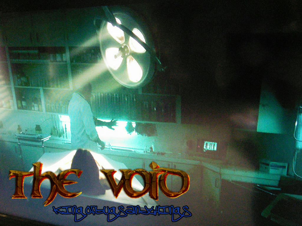 From The Void 3 by Kingofbugsandthings