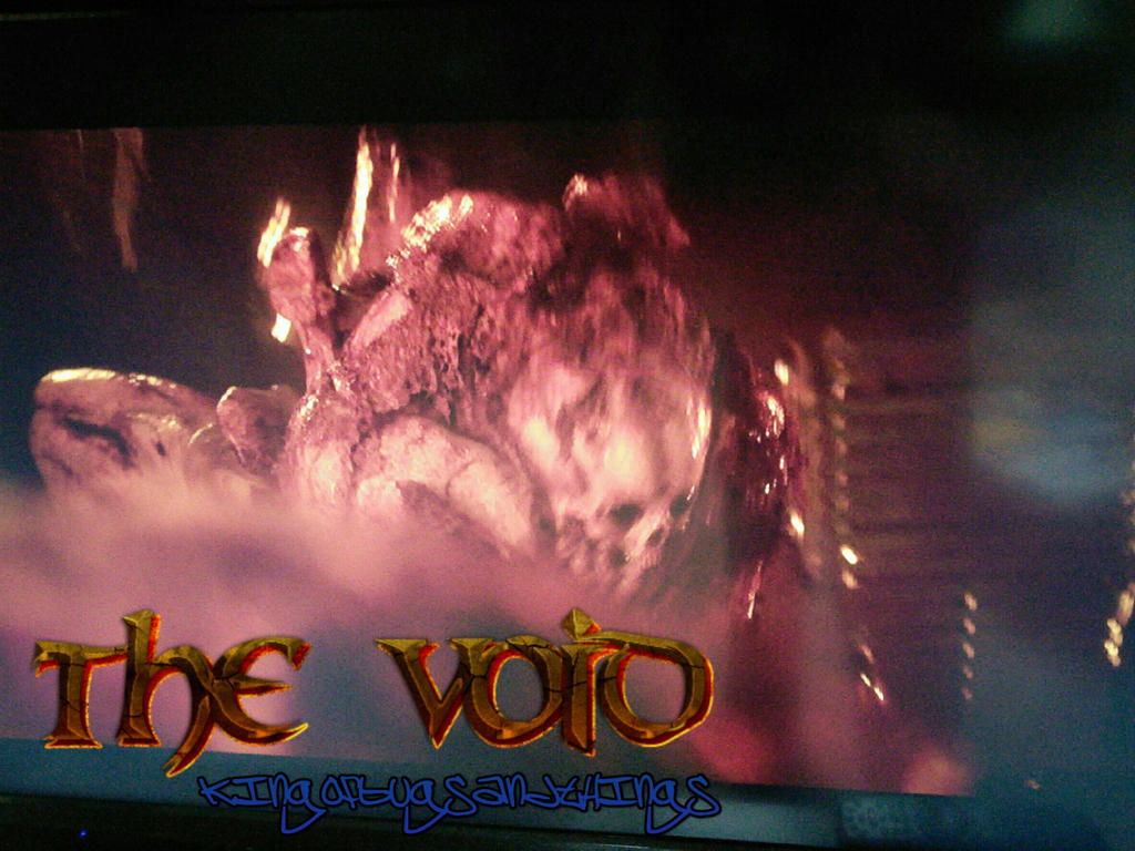 From The Void 5 by Kingofbugsandthings
