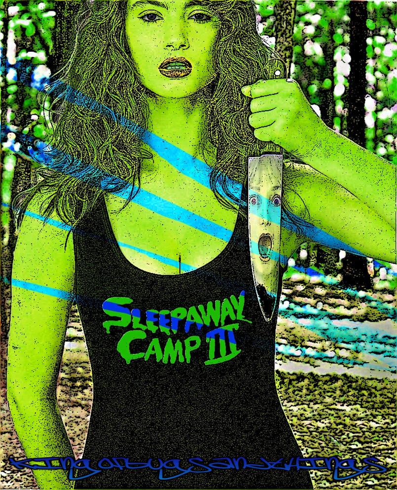Sleepaway Forever by Kingofbugsandthings