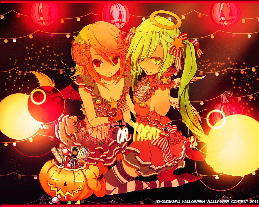 Happy Halloween by Masaomy