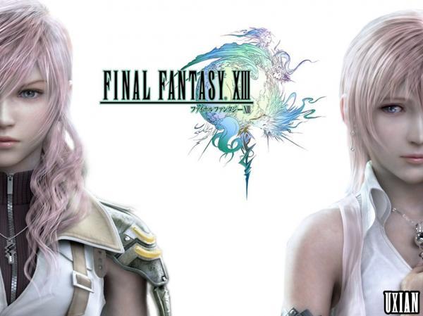 Final Fantasy Serah And Lightning Final Fantasy xiii Lightning
