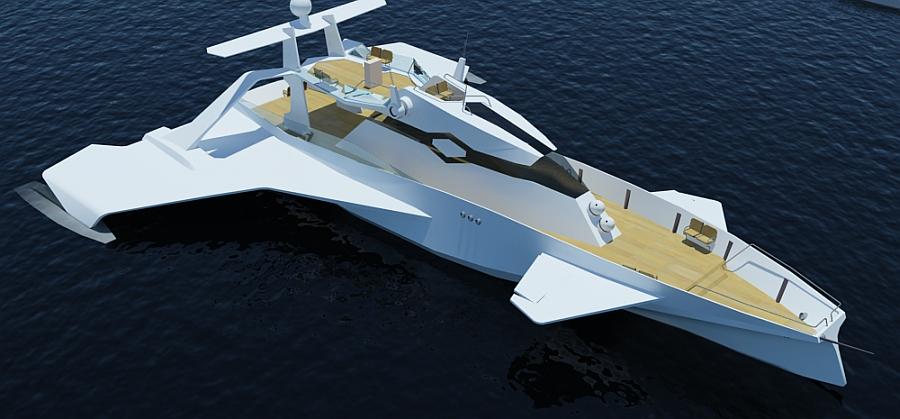 Speedboat Concept
