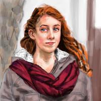 Portrait 6 by stevenf