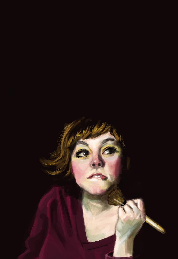 Portrait 12 by stevenf