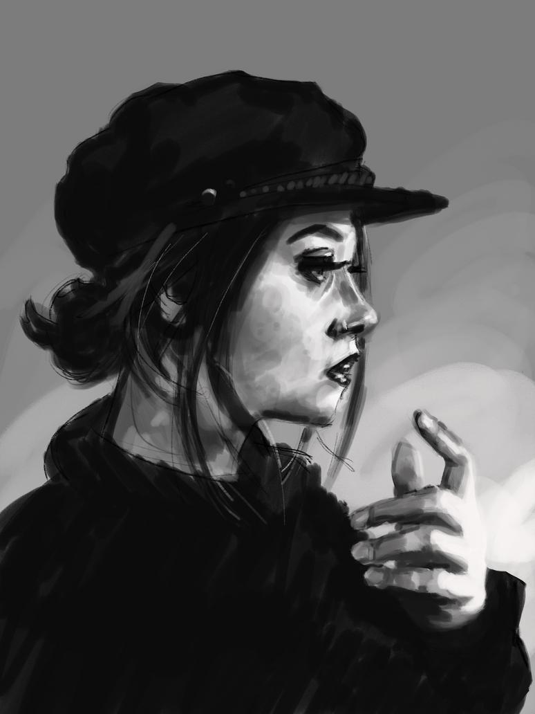 Portrait 23 by stevenf