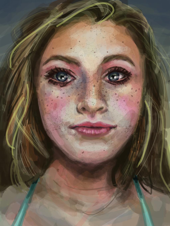 Portrait 26 by stevenf